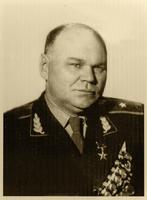 Фото. Лукин М.М.- Герой Социалистического Труда, директор завода № 16 (1942-1946). 1950-е
