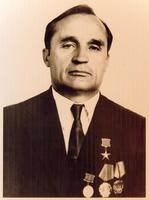 Фото. Галиахметов А.Х.- Герой  Социалистического труда.1980-е