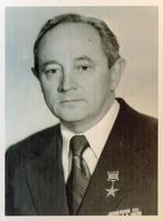 Фото. Витер П.А. -генеральный директор КМПО (1968--1983), Герой Социалистического труда. 1960-е