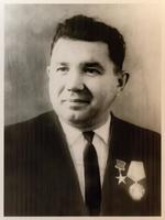 Фото. Хамидуллин С.С.- Герой Социалистического Труда. 1970-е