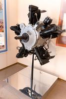 Двигатель воздушного охлаждения М-11. 1940-е