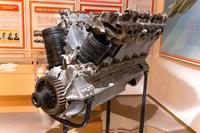 Двигатель ВК-105ПФ( 1200л.с.) 1940-е