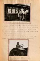 Страница(12) отчета агитбригады с фото.1945