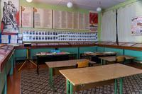 Фрагмент экспозиции музея Трудовой и боевой славы с. Зай-Каратай