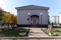 Фасад здания МБУК «Лениногорский краеведческий музей»
