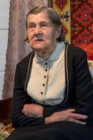 Романова (Шалкина) Александра Николаевна (1923 г.р.)
