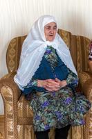 Мустафина Сазида Миннахметовна (1924 г.р.)