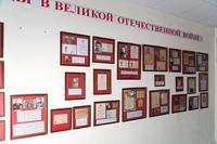 Раздел экспозиции Музея истории связи РТ посвящен участникам Великой Отечественной войны