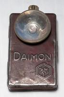 Фонарик Daimon. Германия. 1940-е. Металл,стекло