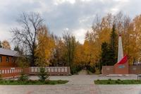 Парк Победы. пгт Аксубаево. 2014