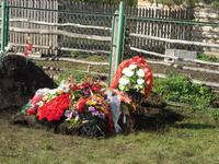 Памятники погибшим участникам Великой Отечественной войны, похороненных на родине Республика Тататарстан (работа поисковиков)