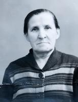 Фото. Сергеева А.Я. удостоена за труд в годы Великой Отечественной войны  ордена Ленина. 1940-е