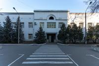 Корпус на территории завода, в котором производили продукцию в 1942 -1945. 2014
