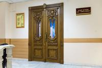 Вход в музей истории ОАО