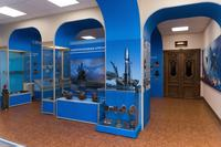 Фрагмент экспозиции музея истории ОАО