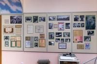 Фото. Фрагмент экспозиции музея по истории предприятия в 1930-40-е. 2014