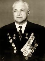 Фото.Герой Советского Союза - Графов В.С. 1980-е