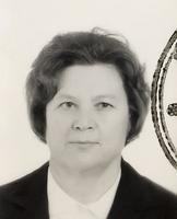 Фото.Гайнутдинова А.З. 1973