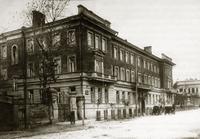 Здание. Дворец труда.Казань. 1940-е
