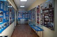 Фото. Экспозиция Музея истории профсоюзов РТ. 2014