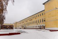 Музей истории Казанского суворовского военного училища