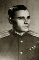 Фото.Валиев. А.Х. - участник Великой Отечественной войны. 1940-е