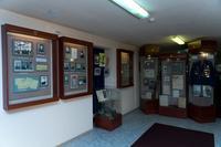Фрагмент экспозиции музея истории прокуратуры РТ. 2014