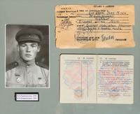 Фото  и документы Хамидуллина И.Х - участника Великой Отечественной войны.1945