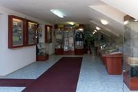 Фрагмент экспозиции музея истории прокуратуры РТ с материалами по Великой Отечественной войне. 2014