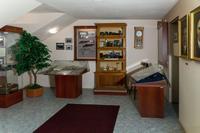 Фрагмент экспозиции музея истории  прокуратуры РТ.2014