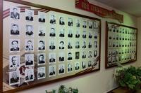 Галерея фотопортретов участников Великой Отечественной войны в Прокуратуре Республики Татарстан. 2014