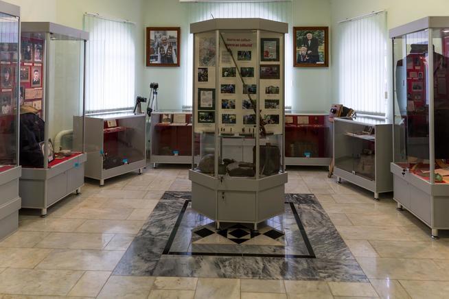 :Муниципальное бюджетное учреждение культуры «Апастовский краеведческий музей»