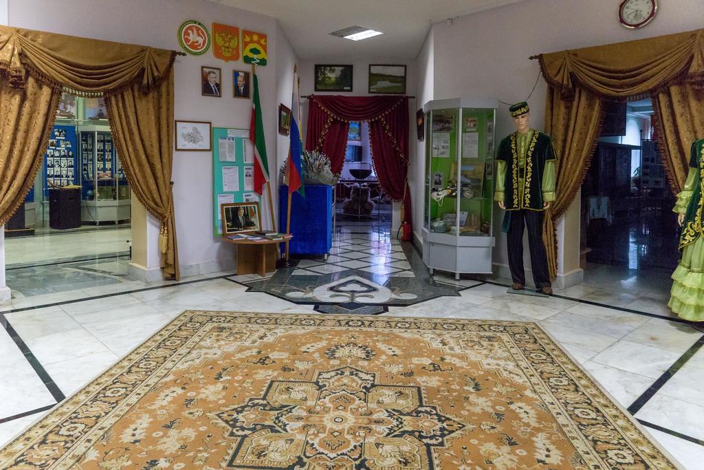 Фото №1285. Апастовский краеведческий музей. Апастово. 2014