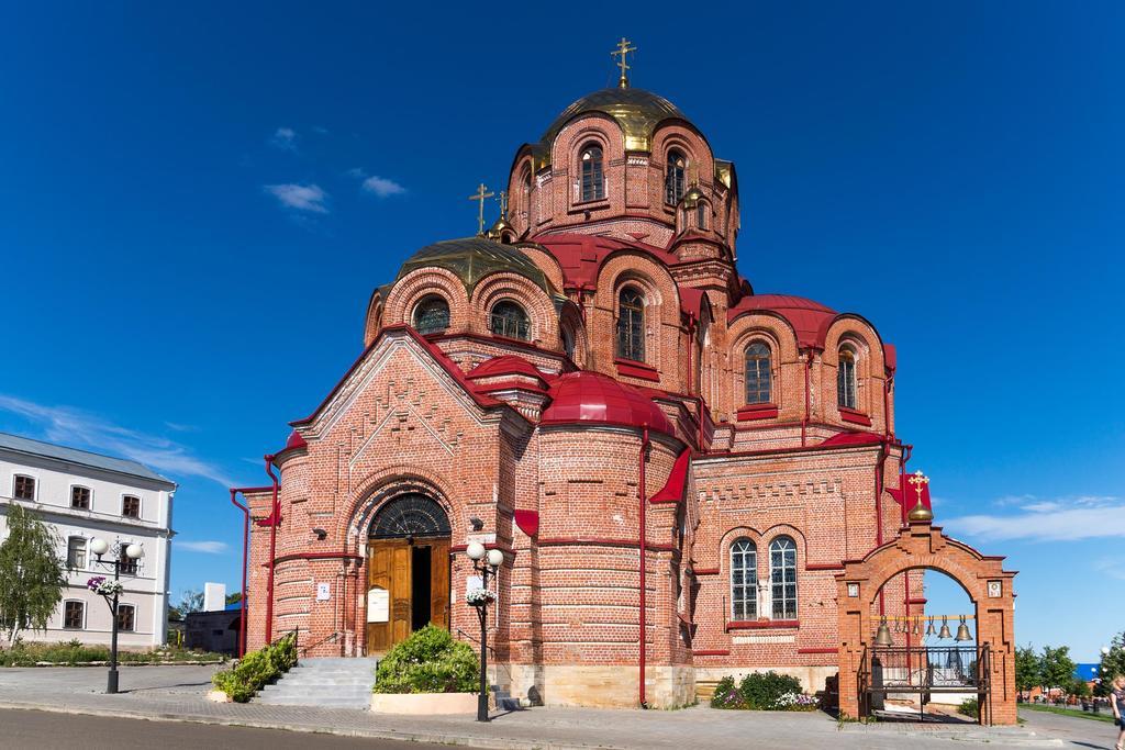 Фото №297. Троицкая церковь (1901— 1906 гг.). г. Лаишево. 2014