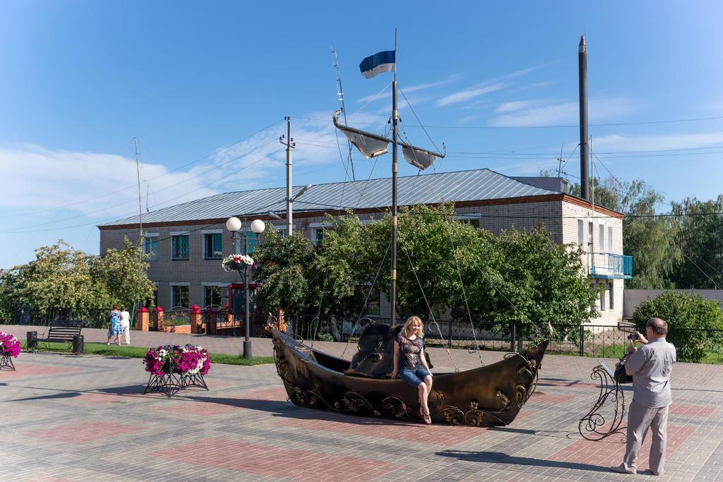 Центральная улица г. Лаишево. 2014 ©Tatfrontu.ru Photo Archive