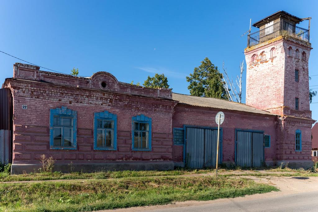 Фото №315. Пожарная каланча (конец XIX в.). г. Лаишево. 2014