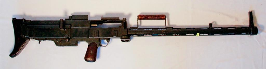 Фото №45199. НМРТ КП-24022    Пулемет ручной  MG-15  № 5007_1