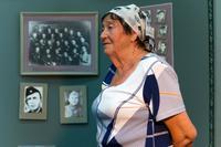 Фото. Шамсиева Луиза Аглиевна – директор музея. 2014