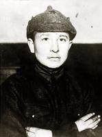 Фото. Сибгат Хаким во время службы в Красной армии. 1933
