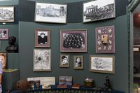 Фрагмент экспозиции в музее при Кулле-Киминской средней общеобразовательной школе имени Сибгата Хакима. 2014