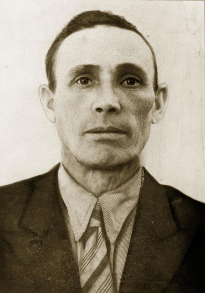 Фото №15966. Фото. Хамзин Ф. Г.- участник Великой Отечественной войны. 1960-е