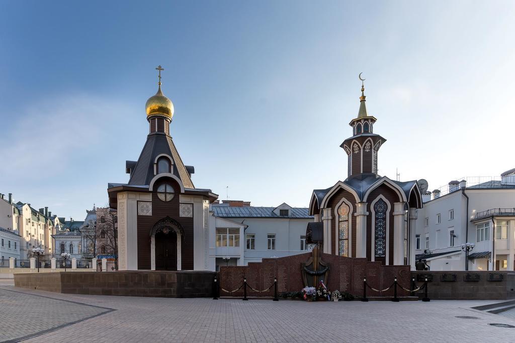Фото №37457. Мемориально - культовый комплекс  МВД по РТ. 2014