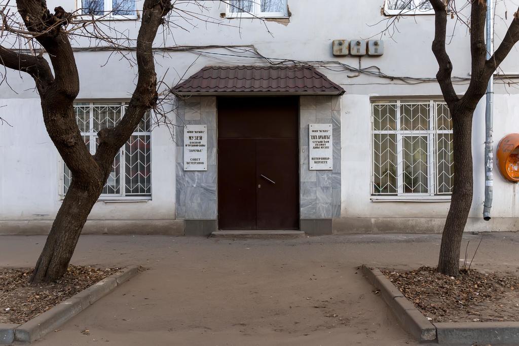 Вход в Музей боевой и трудовой славы ʺЗаречьеʺ.2014 ©Tatfrontu.ru Photo Archive