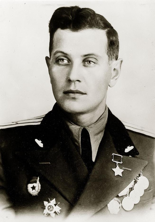 Фото №43587. Фото. Герой Советского Союза - Григорьев В.А.1951