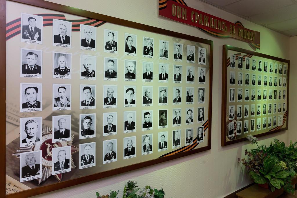 Фото №44050. Галерея фотопортретов участников Великой Отечественной войны в Прокуратуре Республики Татарстан. 2014