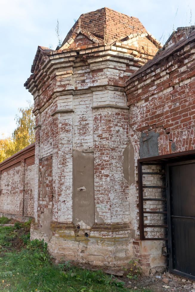 Фото №36379. Территория Богородицкого женского монастыря в годы ВОв здесь находился лагерь  НКВД № 97