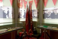 Фрагмент экспозиции Высокогорского краеведческого музея. 2014