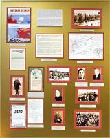 Стенд Высокогорского краеведческого музея. 2014