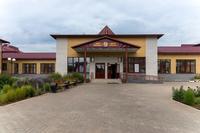 Здание «Высокогорской общеобразовательной средней школы №1 Высокогорского муниципального района РТ. 2014
