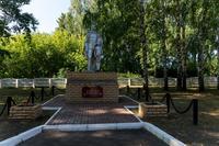 Памятник «Никто не забыт, ничто не забыто». с. Рождествено. 2014
